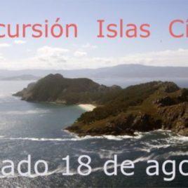vista islas cies