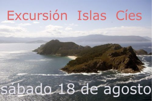 Excursión en barco a las Islas Cies